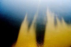 Отраженные пламена Стоковая Фотография RF