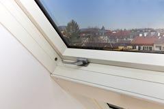 отрегулируйте окно стоковые фотографии rf