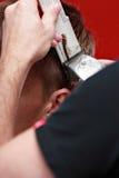 отрежьте волос Стоковая Фотография RF