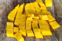зрелая желтая тыква стоковое изображение