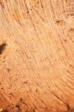 Отрежьте деревянную поверхность Стоковые Изображения RF