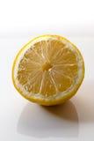 отрежьте лимон Стоковое Фото