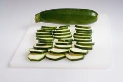 отрежьте овощ сердцевины весь Стоковые Фото