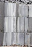 отрежьте провод текстуры веревочки гранита диаманта ровный Стоковые Фото