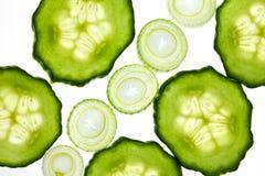отрезает овощ Стоковые Изображения RF