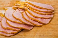 отрезанное мясо Стоковое Изображение
