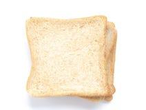 Отрезанное breadd Стоковое Фото