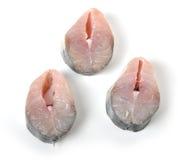 Отрезанные рыбы Стоковые Фотографии RF