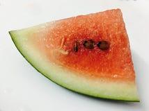 Отрезанный арбуз стоковая фотография rf