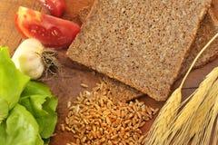 отрезанный интеграл хлеба Стоковое Изображение RF