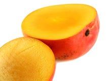 отрезанный манго 3 Стоковые Изображения RF