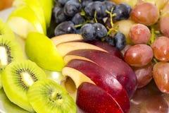 Отрезанный плодоовощ Стоковое Изображение