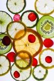 Отрезанный плодоовощ Стоковые Фото