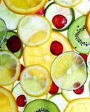 Отрезанный плодоовощ Стоковое Изображение RF