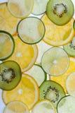 Отрезанный плодоовощ Стоковые Фотографии RF