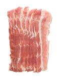 Отрезанный свинина Стоковая Фотография