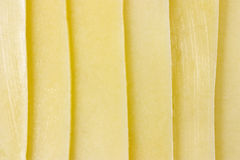 отрезанный сыр Стоковое Фото