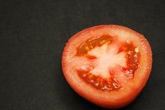 отрезанный томат Стоковые Фото