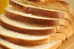 отрезанный хлеб Стоковая Фотография RF