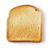Отрезанный хлеб здравицы Стоковое Изображение