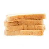 Отрезанный хлеб wholewheat Стоковые Фото