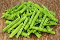Отрезанный Moringa Oleifera или sonjna стоковое фото