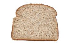 Отрезано хлеба всей пшеницы стоковое фото rf