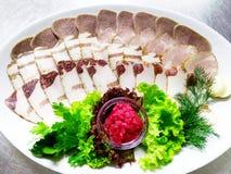 Отрезать мяса стоковые фотографии rf