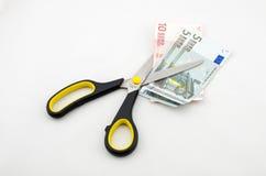 Отрезок денег Стоковое фото RF
