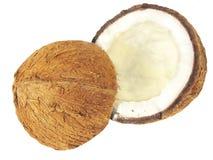 отрезок кокоса Стоковое фото RF