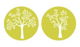 Отрезок лазера, openwork украшение рождества, дизайн вектора Дерево шаблона вырезывания лазера Бумажное вырезывание шарик с карти бесплатная иллюстрация