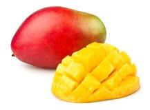 Отрезок мангоа Стоковая Фотография