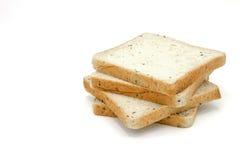 Отрезок хлеба Стоковые Фото