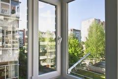 Отремонтированное balkony стоковые фотографии rf