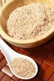 Отруби пшеницы стоковые изображения