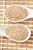 Отруби пшеницы стоковые фотографии rf