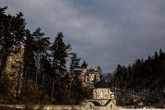 Отруби Castel Стоковое Фото