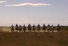 отряд Стоковое Изображение RF