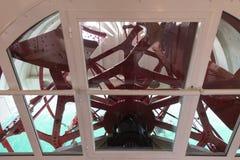 Отсек колеса затвора пассажирского корабля Стоковое Изображение RF