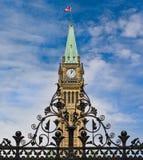 отстробированный парламент стоковая фотография rf
