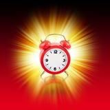 Отсутствие времени - путя клиппирования Стоковые Изображения