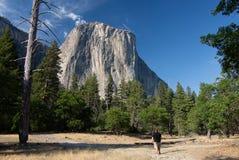 Отсутствие горы слишком высокорослой завоевать вдохновляющее стоковое изображение