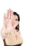 Отсутствие жеста Стоковые Фотографии RF