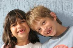 отсутствие зубов Стоковое фото RF