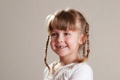 отсутствие зубов Стоковая Фотография