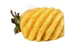 отсутствие кожи ананаса Стоковая Фотография