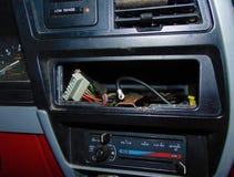 Отсутствие радио Стоковое Изображение RF