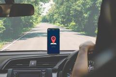Отсутствие сети мобильного телефона сигнала, отсутствие охвата связи, показывая дальше Стоковые Фотографии RF