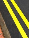 отсутствие стоянкы автомобилей Стоковые Фото