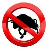 Отсутствие Bull Стоковые Фотографии RF